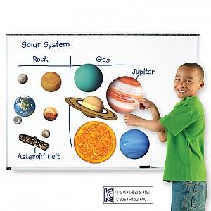 특대형 자석태양계