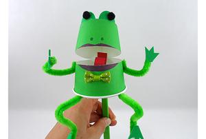 입큰 개구리 10세트