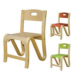 자작합판 고주파 의자