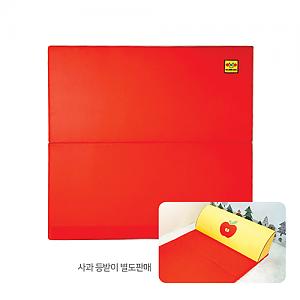 2단 영역매트(80cm,100cm)/ 접이식