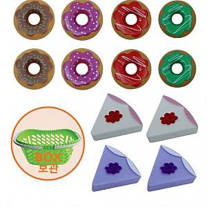 소프트 도넛&케이크세트